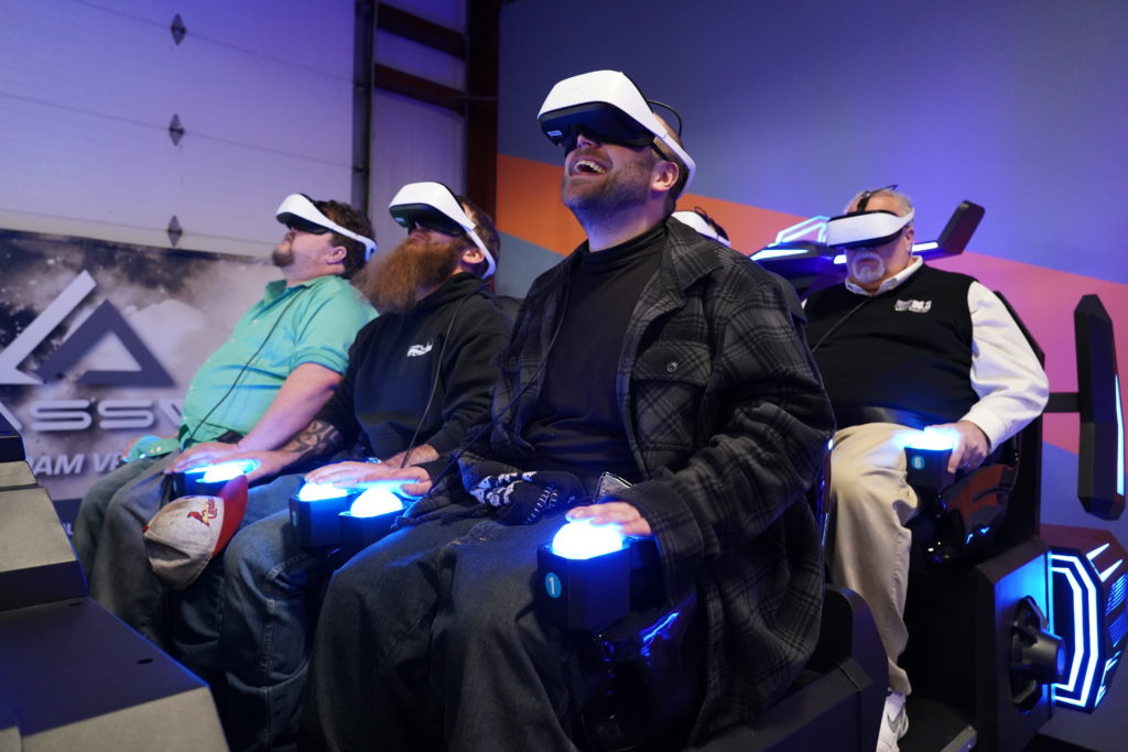 Virtual Reality Simulators » MASS VR | BLOOMINGTON IL